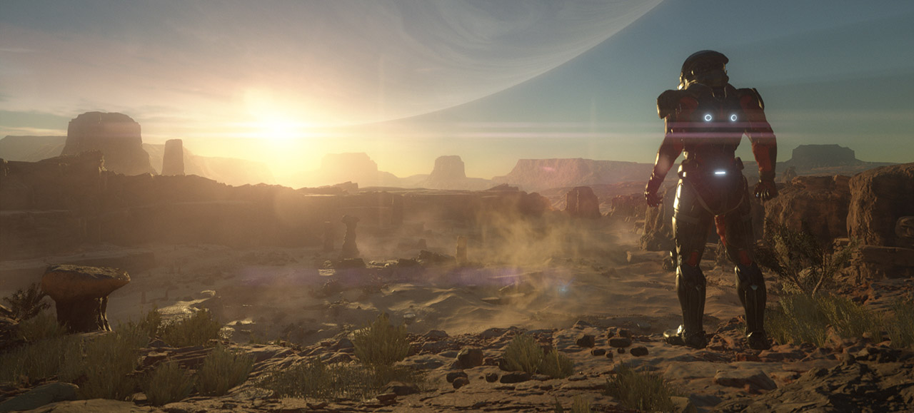 Mass Effect Andromeda Nintendo Switch