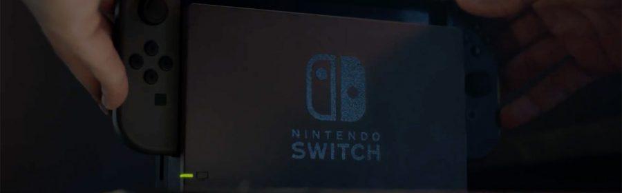 Nintendo Switch USB-Festplatte