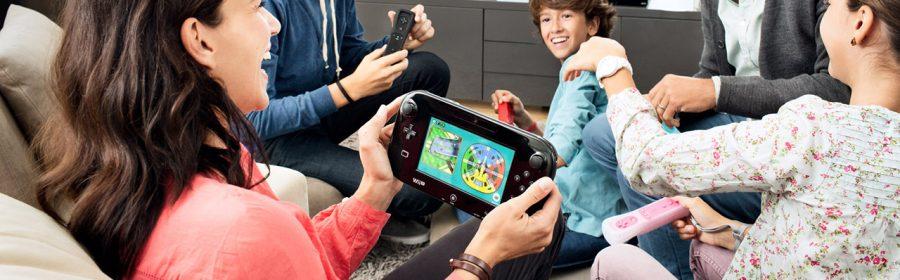 Wii U Produktion