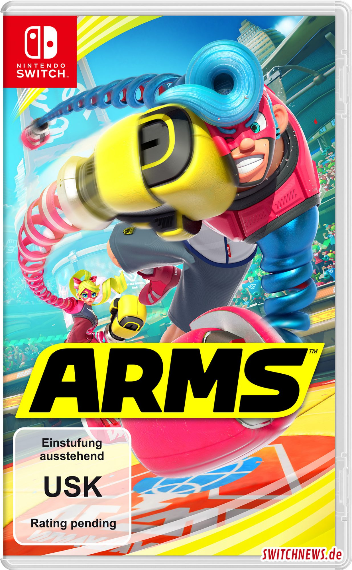 Arms Cover