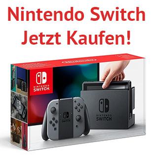Nintendo Switch kaufen