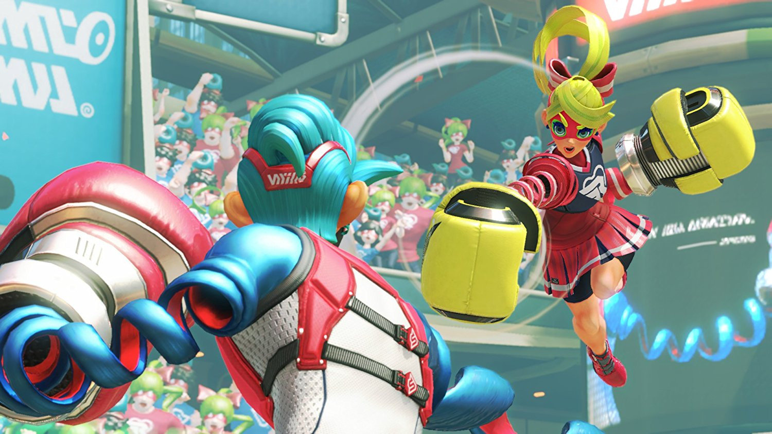 Arms Screenshot